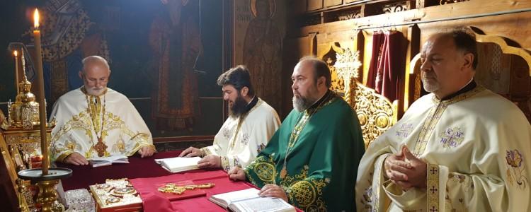 Sfântul Ierarh Iosif cel Nou de la Partoș, sărbătorit la Reșița