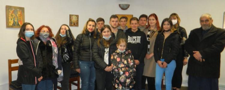 """Săptămâna serilor duhovnicești la Biserica """"Nașterea Maicii Domnului"""" – Vasiova"""